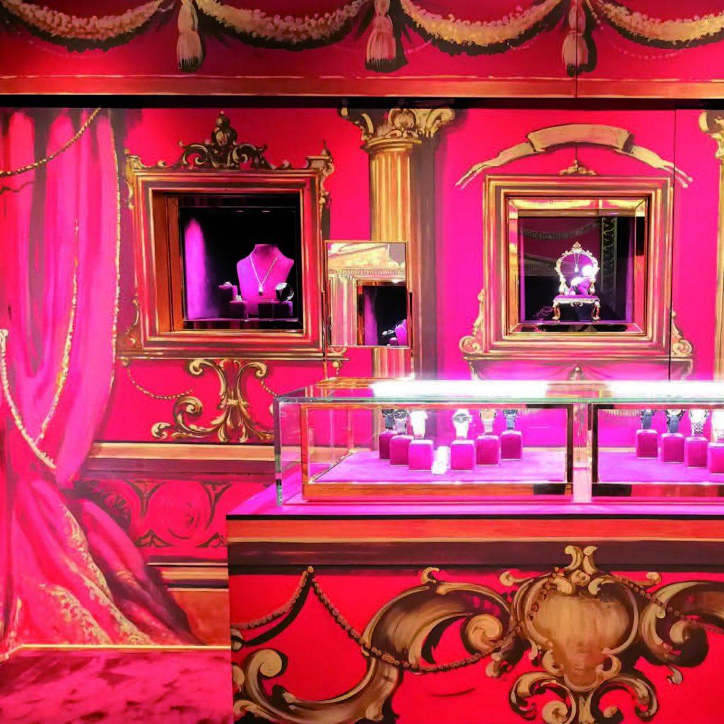 Showroom in London